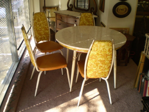 wabash1  classic 1960s mod dining kitchen     classic 1960s mod dining set  u2013 walter of wabash   the place  rh   theplaceinkeyport com